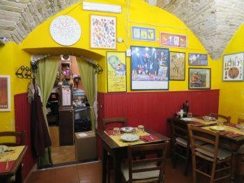 Osteria - Enoteca Antiche Sere (Bevagna/Montefalco)
