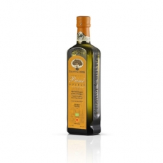 Olivenöl Extra Vergine Monti Iblei Gulfi DOP Primo Double Bio Ernte 2019  (0,50 Liter)