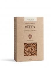 Riccitulle Pasta di Farro 500g - Giacomo Santoleri/Abruzzen