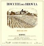 Barolo Rocche di Castiglione 2012 - Brovia/Piemont