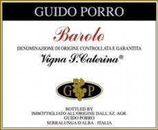 Barolo S. Caterina 2015 - Guido Porro/Piemont