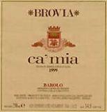 Barolo Ca Mia 2005 - Brovia