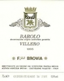 Barolo Villero 2007 - Brovia/Piemont