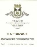Barolo Villero 2007