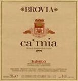 Barolo Ca Mia 2007